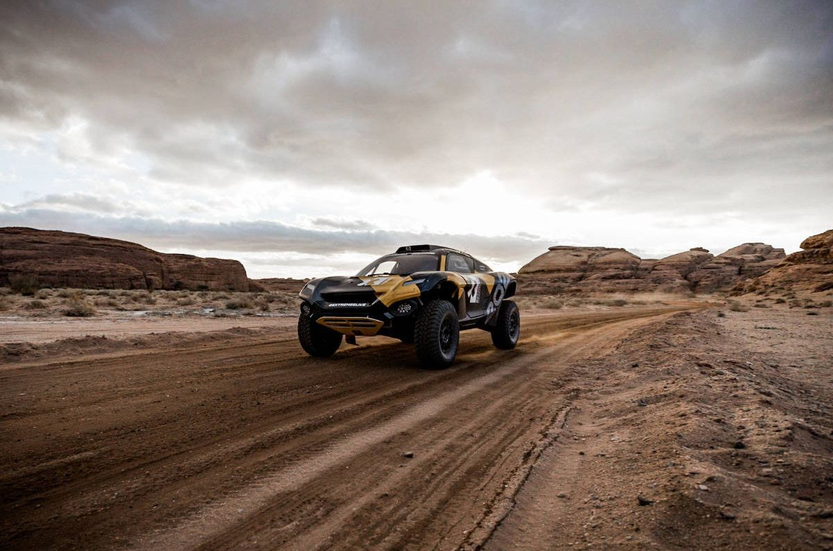 Extreme E Enlists Zenith As Official Timekeeper And Founding Partner Of Electric Off-road Racing Series