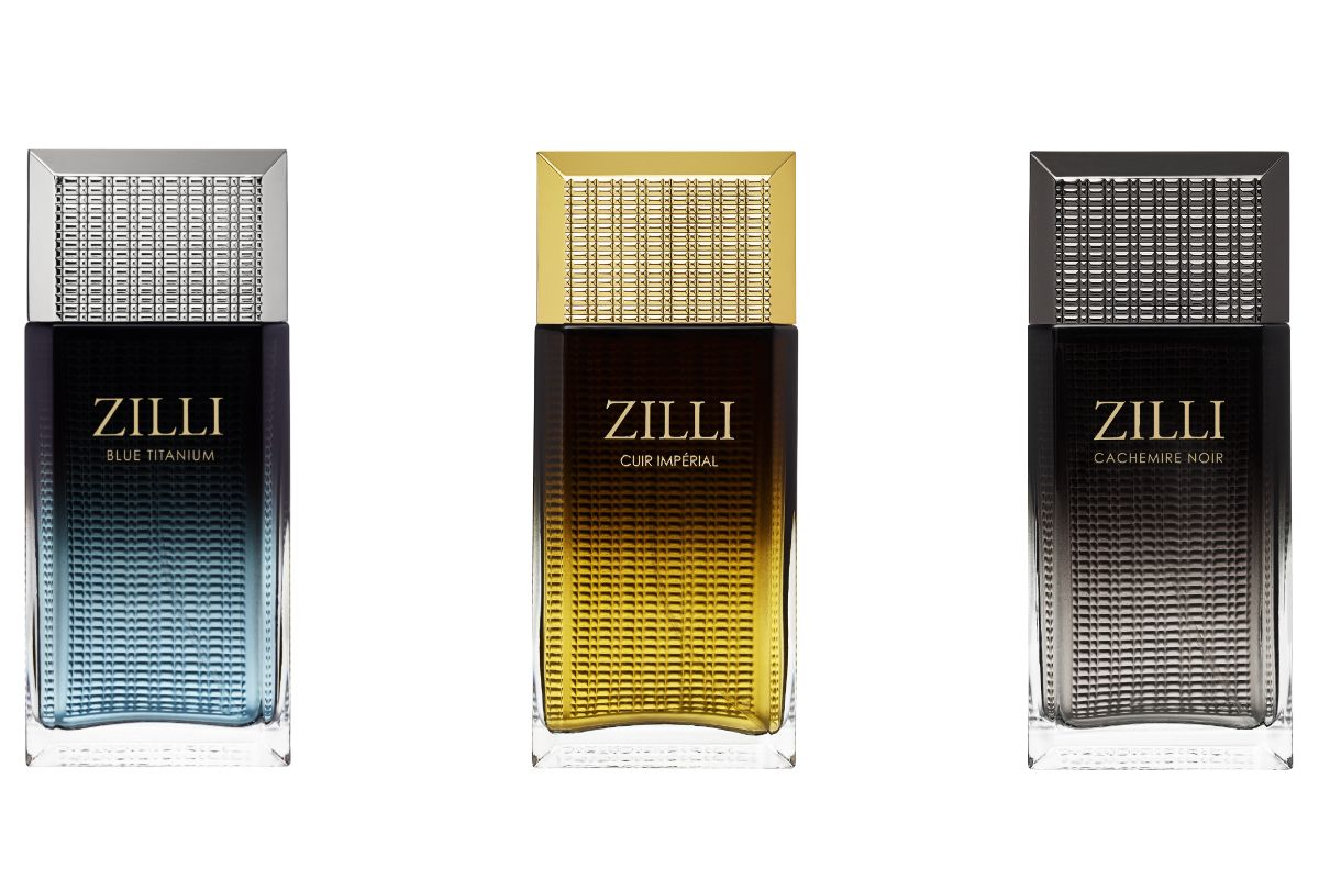 The Zilli Fragrance Collection