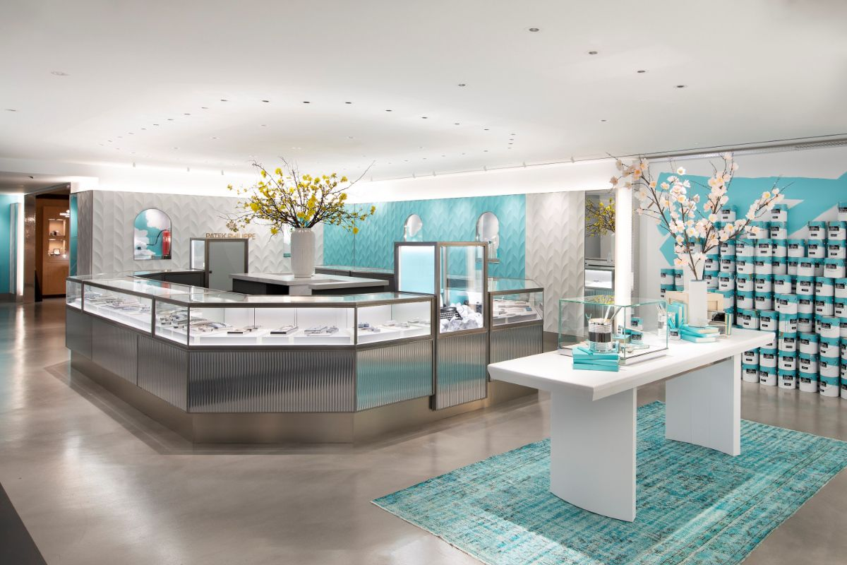 Tiffany & Co. Officially Opens The Tiffany Flagship Next Door @ 6 East 57th