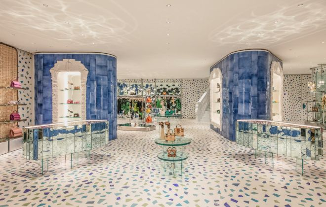 The New Dolce&Gabbana Boutique in Puerto Banús, Spain