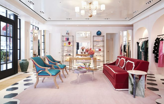 New openings of luxury boutiques - April 2020