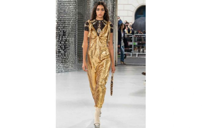 The Avant-Garde-Robe - New Paco Rabanne Spring-Summer 2021 Collection
