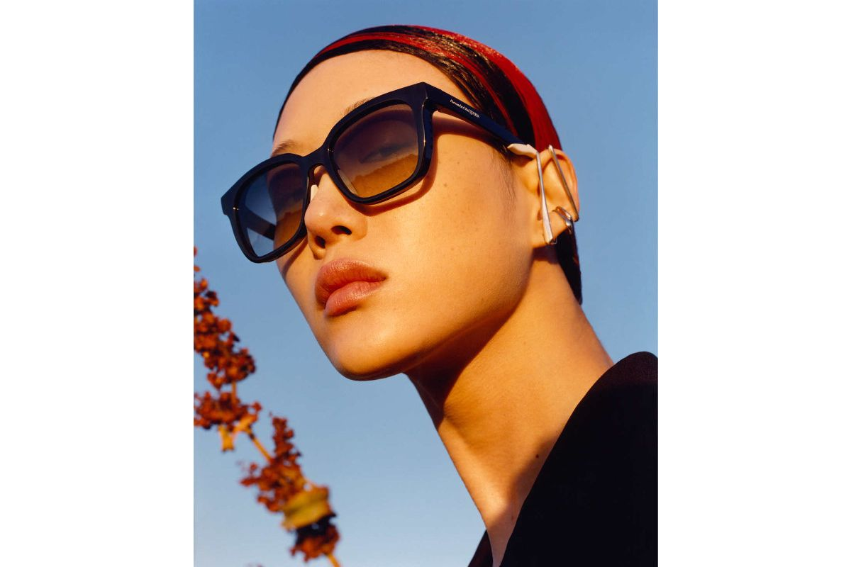 Alexander McQueen: The Court Sunglasses