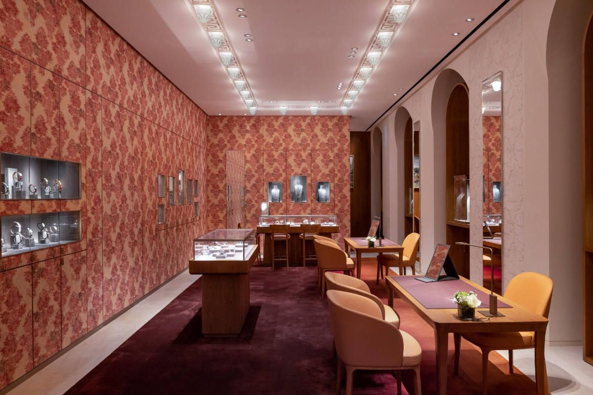 Hermès Opened Its Newly Renovated And Expanded Store In Lyon