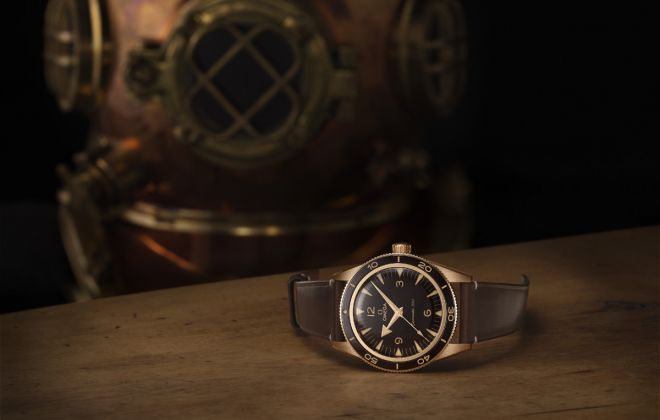 OMEGA Presents Its New Fantastic Timepieces for 2021
