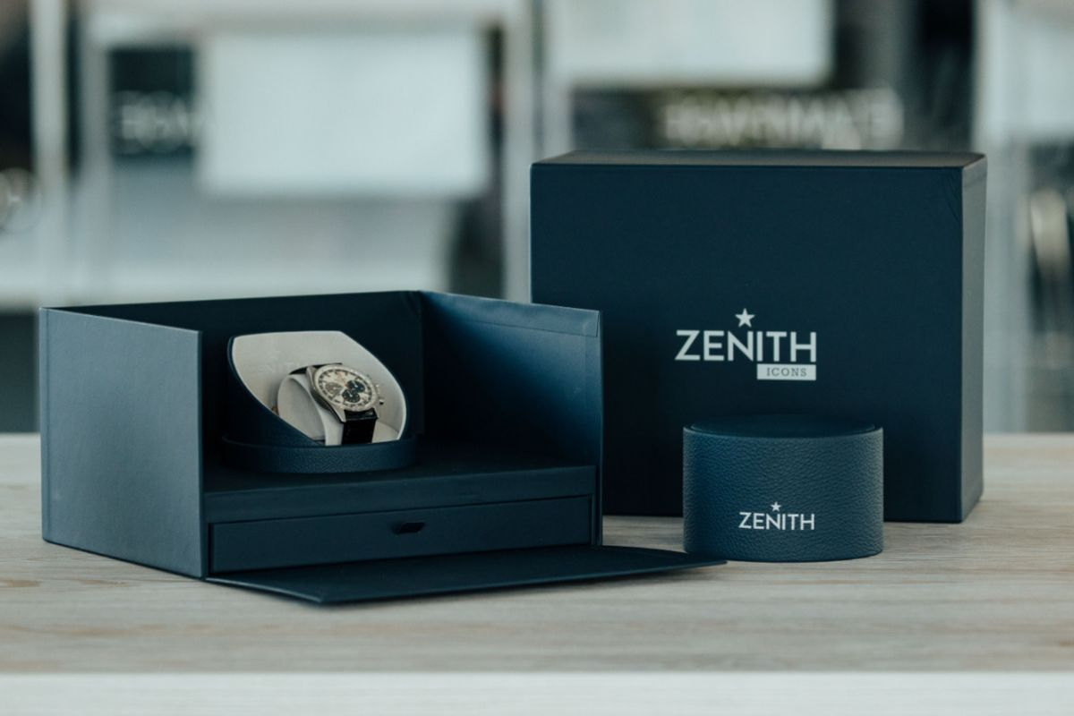 ZENITH Presents Its most emblematic ICONS