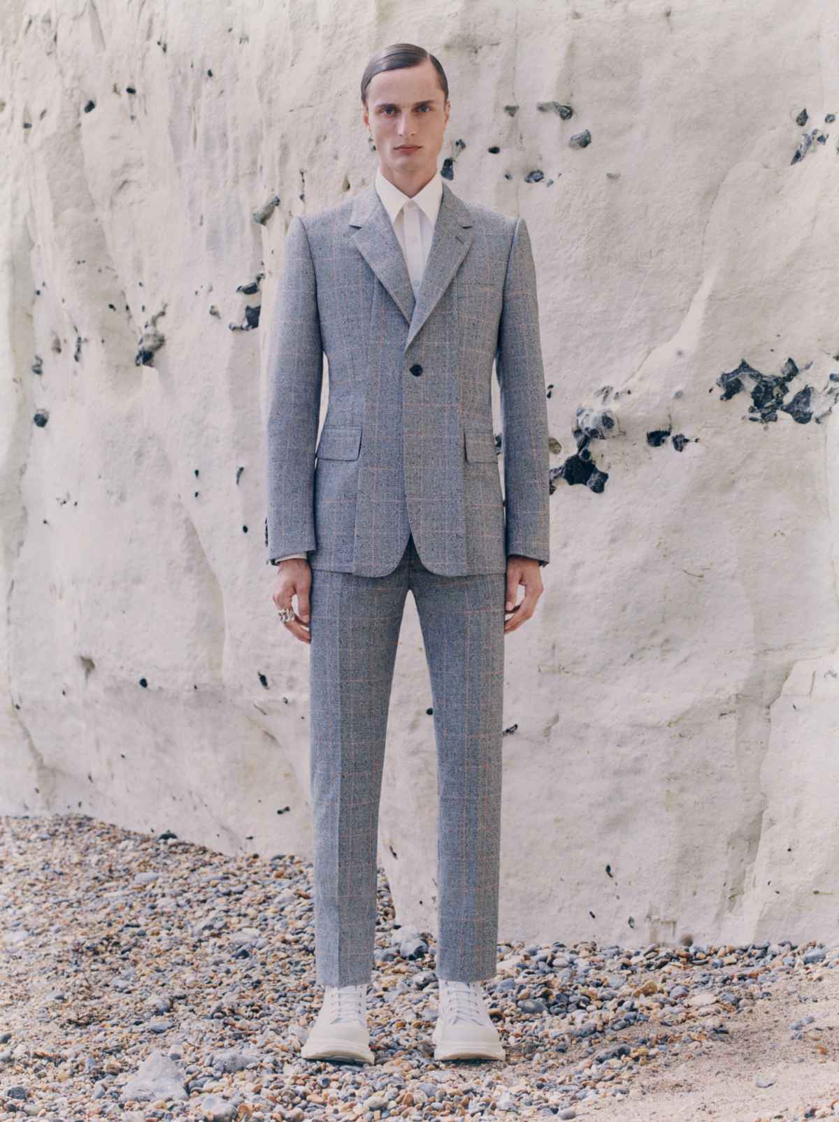 Unique Tailoring Tradition Of The House Of Alexander McQueen