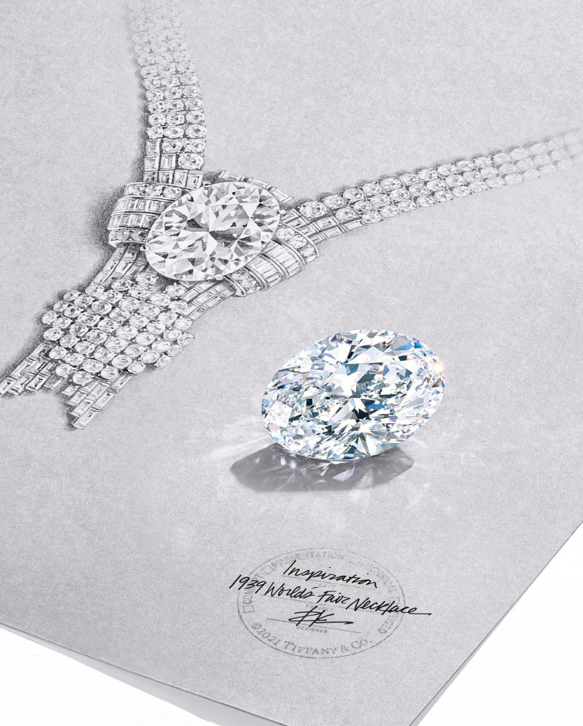 Tiffany Acquires Unique And Responsibly Sourced 80-Carat Diamond