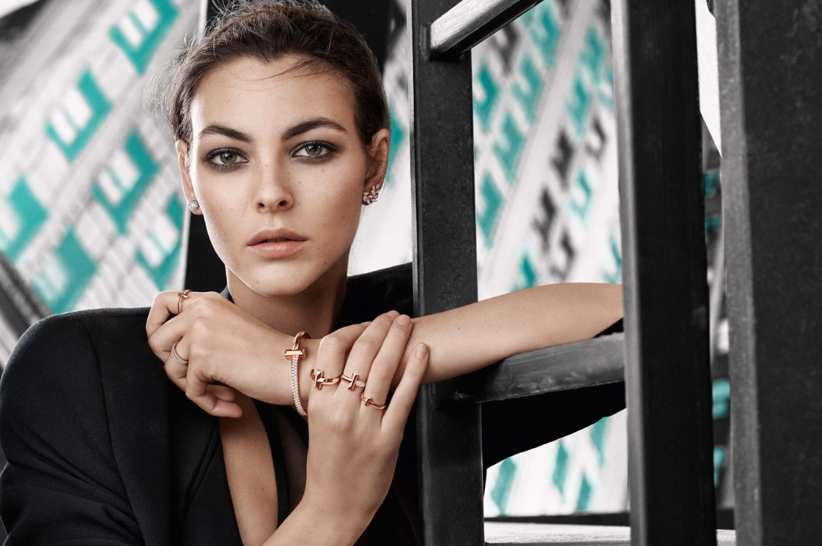 Tiffany & Co. Debuts New T Collection, Tiffany T1