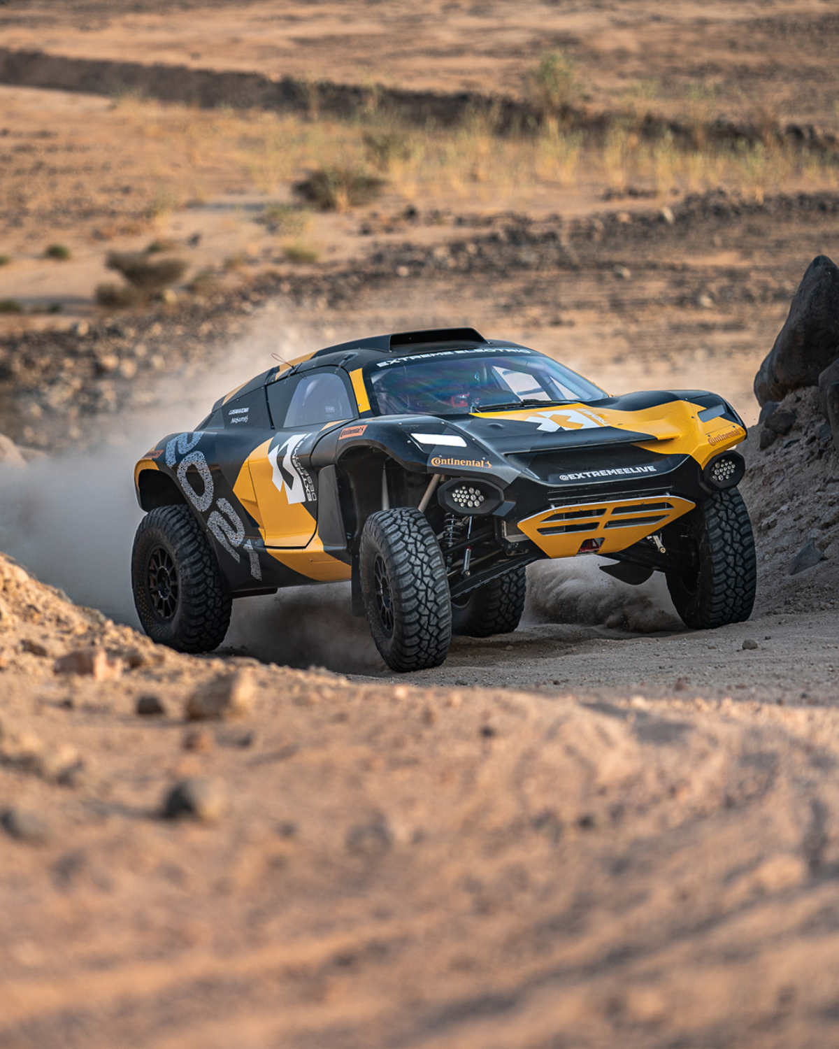 Zenith As Official Extreme E Timekeeper And Founding Partner Of Electric Off-road Racing Series