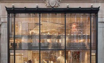 Alexander McQueen Boutique in London - Old Bond Street